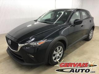 Used 2017 Mazda CX-3 GX GPS BLUETOOTH CAMÉRA for sale in Shawinigan, QC