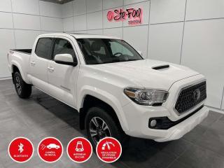 Used 2018 Toyota Tacoma TRD SPORT AMÉLIORÉ - DOUBLE CAB for sale in Québec, QC