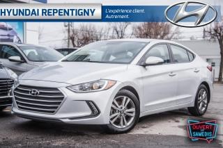 Used 2018 Hyundai Elantra GL 4 PORTES**A/C, MAGS, CAMÉRA, ANDROID, APPLE** for sale in Repentigny, QC
