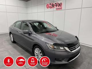 Used 2015 Honda Accord EX-L - TOIT OUVRANT for sale in Québec, QC