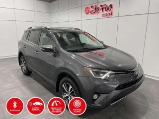 Used 2018 Toyota RAV4 XLE - TOIT OUVRANT for sale in Québec, QC