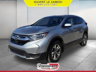 Used 2018 Honda CR-V LX AWD *GARANTIE 10 ANS / 200 000 KM* for sale in Donnacona, QC