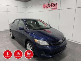 Used 2013 Toyota Corolla CE - A/C for sale in Québec, QC