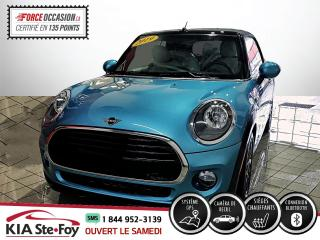 Used 2019 MINI Cooper Convertible CABRIOLET* SIEGES CHAUFFANTS* GPS* CAMER for sale in Québec, QC