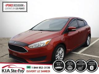 Used 2018 Ford Focus SE* VOLANT CHAUFFANT* SIEGES CHAUFFANTS* for sale in Québec, QC