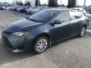 Used 2018 Toyota Corolla LE ** PEA PLATINE 2022/100K *** 46 303KM*** for sale in St-Eustache, QC