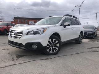 Used 2017 Subaru Outback 3.6R Limited familiale 5 portes CVT for sale in Trois-Rivières, QC