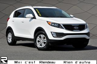 Used 2012 Kia Sportage LX + A/C + BLUETOOTH for sale in Ste-Julie, QC