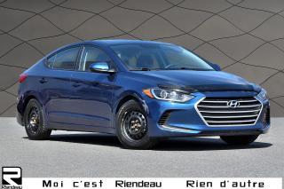 Used 2018 Hyundai Elantra LE + Bluetooth + A/C for sale in Ste-Julie, QC