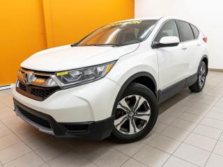 Used 2018 Honda CR-V LX AWD CAMÉRA SIÈGES CHAUFFANTS *RÉG ADAPTATIF* for sale in Mirabel, QC