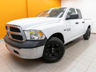 Used 2015 RAM 1500 ST 4X4 V8 5.7L CLIMATISEUR *100% APPROUVÉ* for sale in Mirabel, QC