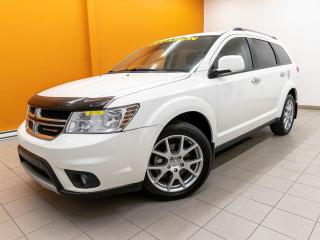 Used 2014 Dodge Journey R/T AWD SIÈGES / VOLANT CHAUFFANT NAV *CUIR* for sale in Mirabel, QC