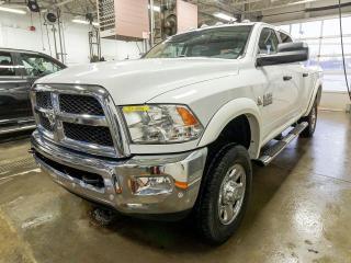 Used 2018 RAM 3500 SLT CREW 4X4 RAM BOX GR. REMORQUAGE *TURBO DIESEL* for sale in Mirabel, QC