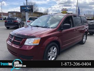 Used 2010 Dodge Grand Caravan Familiale SE stow and go! for sale in Shawinigan, QC