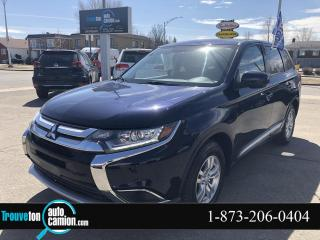 Used 2017 Mitsubishi Outlander SE AWD 4 portes for sale in Shawinigan, QC