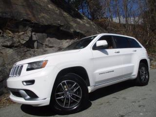 Used 2016 Jeep Grand Cherokee Summit for sale in Halifax, NS