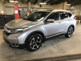 Used 2018 Honda CR-V Touring Traction intégrale for sale in Gatineau, QC