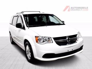 Used 2016 Dodge Grand Caravan SXT STOW&GO AIR CLIMATISE CAMERA RECUL for sale in St-Hubert, QC