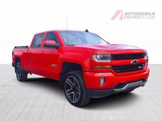Used 2018 Chevrolet Silverado 1500 True North Z71 Crew Cab 4X4 V8 Boîte 6 Pieds for sale in St-Hubert, QC