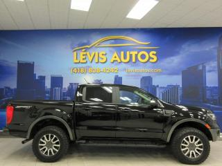 Used 2019 Ford Ranger LARIAT SPORT 4X4 ÉCOBOOST BEAU LOOK 5530 for sale in Lévis, QC