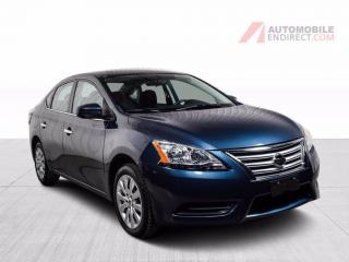 Used 2015 Nissan Sentra S Auto A/C Bluetooth for sale in St-Hubert, QC