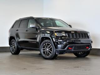Used 2018 Jeep Grand Cherokee Trailhawk toit pano caméra de recul GPS for sale in Ste-Julie, QC