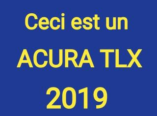 Used 2019 Honda Accord Acura TLX TECH 2019 CUIR TOIT SIÈGES CHAUFFANTS GP for sale in Ste-Julie, QC