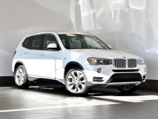 Used 2015 BMW X3 XDrive28d DIESEL gps toit volant chauf for sale in Ste-Julie, QC