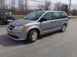 Used 2016 Dodge Grand Caravan SE Plus for sale in Madoc, ON