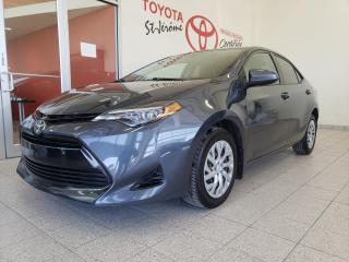 Used 2017 Toyota Corolla * LE * CAMÉRA DE RECUL * * SIÈGES CHAUFFANTS * for sale in Mirabel, QC