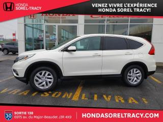 Used 2016 Honda CR-V Traction intégrale 5 portes EX-L for sale in Sorel-Tracy, QC
