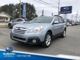 Used 2013 Subaru Outback Familiale CVT 5 portes 2.5i Touring for sale in Victoriaville, QC