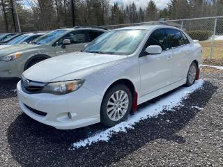 Used 2010 Subaru Impreza Berline 4 portes, boîte manuelle 2.5i for sale in Victoriaville, QC