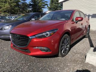 Used 2018 Mazda MAZDA3 ** GT ** for sale in Victoriaville, QC