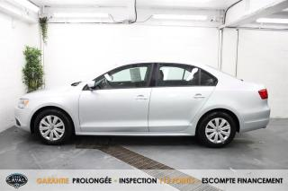 Used 2014 Volkswagen Jetta Auto Trendline+ 2.0L + Banc Chauffant + A/C for sale in Québec, QC