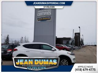 Used 2016 Hyundai Tucson Premium 2.0L  4x4    BLANC for sale in St-Félicien, QC