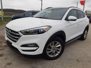 Used 2017 Hyundai Tucson SE for sale in Beamsville, ON