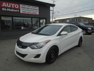 Used 2012 Hyundai Elantra GL for sale in St-Hubert, QC