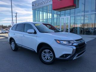 Used 2020 Mitsubishi Outlander ES 4WD for sale in Yarmouth, NS