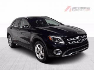 Used 2018 Mercedes-Benz GLA GLA250 4Matic Cuir Toit Pano GPS Sièges Chauffants for sale in Île-Perrot, QC