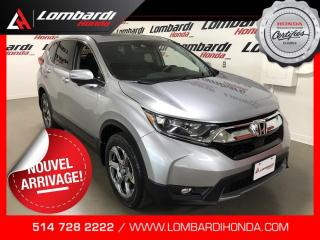 Used 2017 Honda CR-V EX-L|AWD|CUIR|TOIT| for sale in Montréal, QC