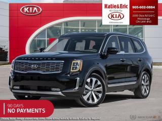 New 2021 Kia Telluride SX for sale in Mississauga, ON