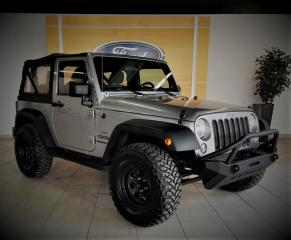 Used 2014 Jeep Wrangler WRANGLER/SPORT - 33'' - BAS PRIX for sale in Drummondville, QC