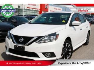Used 2016 Nissan Sentra for sale in Whitby, ON