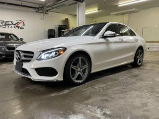 Used 2017 Mercedes-Benz C-Class C 300 ; Premium Pkg, Pano Roof, LED Pkg for sale in Ottawa, ON