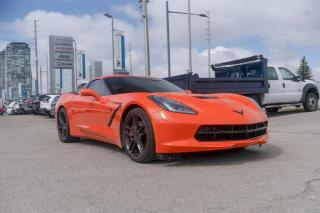 Used 2019 Chevrolet Corvette Stingray Z51 NAVI/TECH PACKAGE ONLY 23,000 KMS for sale in Concord, ON