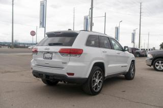 Used 2018 Jeep Grand Cherokee Limited STERLING EDITION/FULL SUNROOF/BLIND SPOT D for sale in Concord, ON
