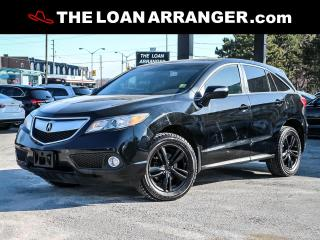 Used 2014 Acura RDX for sale in Barrie, ON