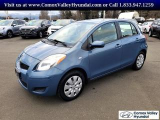 Used 2010 Toyota Yaris 5-door Hatchback LE CSA 4A for sale in Courtenay, BC