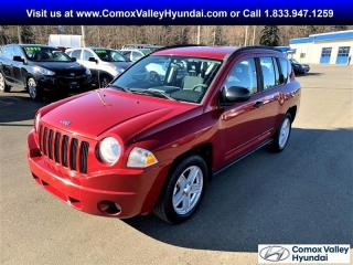Used 2008 Jeep Compass Sport 2WD for sale in Courtenay, BC